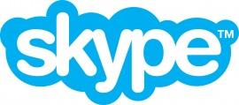 Skype логотип