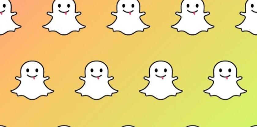 Snapchat-мессенджер