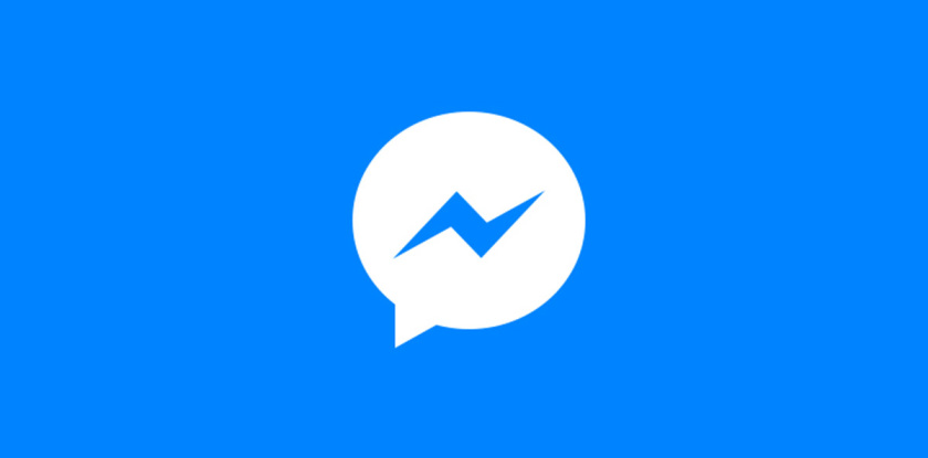 facebook-messenger лого