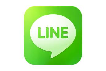 line-мессенджер лого