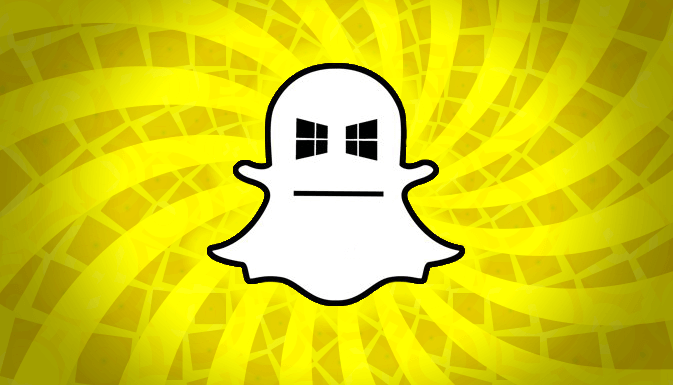 snapchat for windows