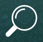 Оставление «закладок» на сообщениях и поиск по истории переписки в чатах