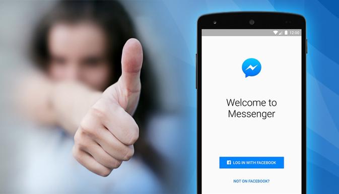 Messenger больше не привязан к Facebook