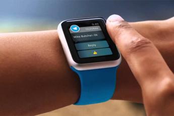 Telegram представил версию для Apple Watch