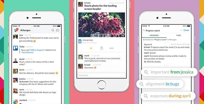 У Slack — 1 миллион пользователей в день
