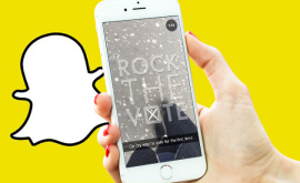 Snapchat идёт в большую политику