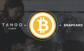 TANGO CARD и SNAPCARD биткоины