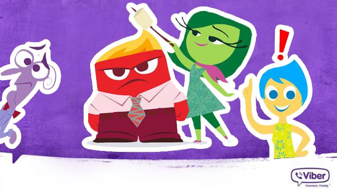 Viber представил анимированные стикеры