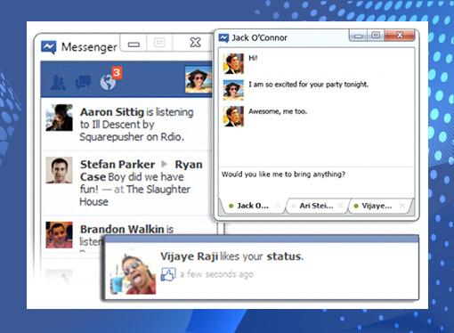 обзор фейсбук мессенджер