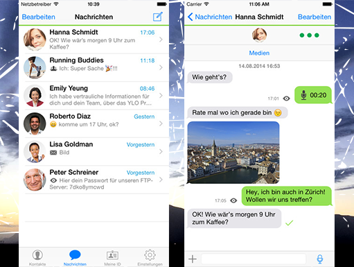 Версия Threema 2.4.0 для iOS уже доступна!