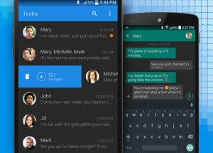 Встречайте Textra SMS 3.0