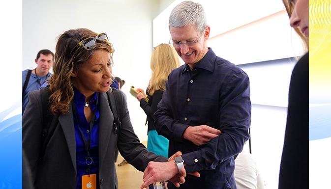 Заговор интернет-гигантов против Apple Watch