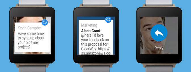 Зачем HipChat делать ударение на смарт-часы?