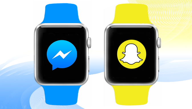 Мессенджеров не будет в Apple Watch