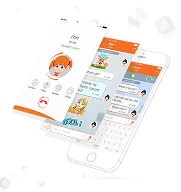 Новая платформа социальной сети RingID