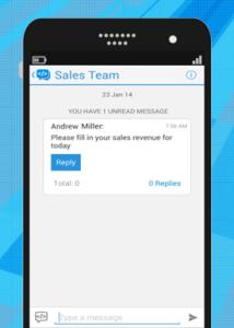 Новый амбицозный мессенджер для бизнеса Teamchat