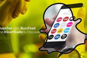 Слухи оказались правдивыми Snapchat меняет партнеров в Discover