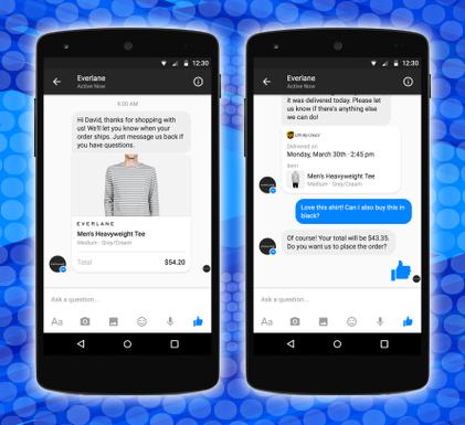 Что ждет Facebook Messenger и WhatsApp?