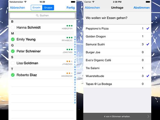 Что нового в Threema 2.4.0 для iOS?