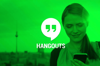 Google немного обновила Hangouts под iOS