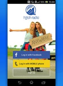 Hitch Radio -  хоть на миг задержать эмоцию!