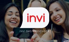 Invi — мультифункциональный мессенджер