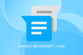 It is high time to! Google Messenger implemented stickers and location