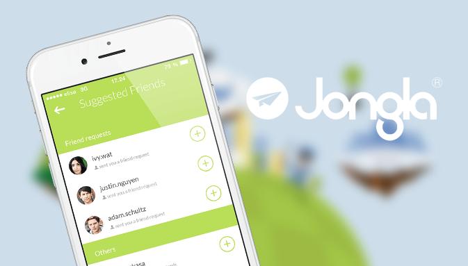 Jongla выпустил обновления для трёх платформ