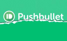 Pushbullet обновил своё недавнее обновление