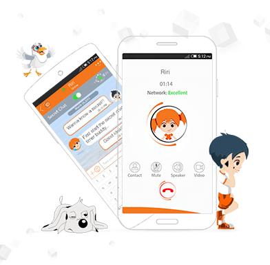 RingID – новый конкурент Snapchat