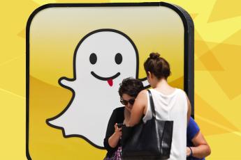 Snapchat — аудитория, соцсети, инвестиции