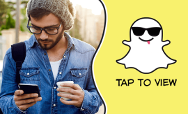 Snapchat все-таки отказался от «пальца на экране»