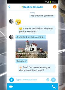 Skype превью содержания ссылок