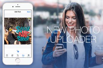 Новый фотосервис Facebook сильно напоминает Snapchat