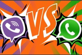 Батлы мессенджеров: Viber & WhatsApp