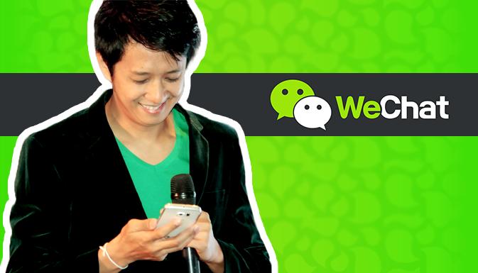 WeChat вышел на рынок Мьянма