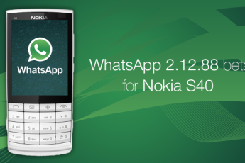 WhatsApp для Nokia Asha: все ещё без звонков