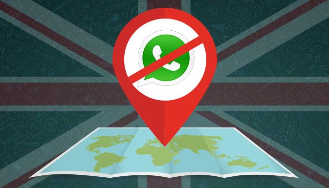 WhatsApp запретят в Великобритании?