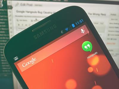 Больше сюрпризов от Google Hangouts 4.0!
