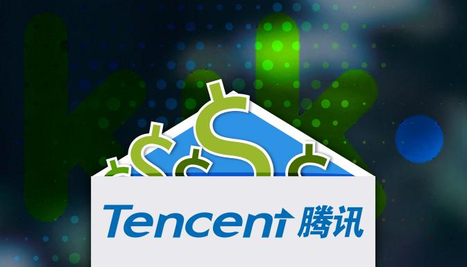 Игры Tencent Kik и 50 миллионов долларов инвестиций