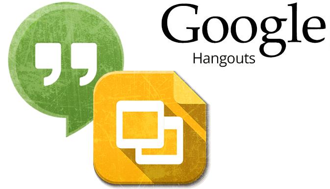 Презентации Google — теперь и в Hangouts