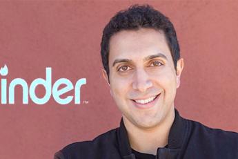 Шон Рад снова станет CEO Tinder