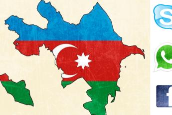 В Азербайджане начнут контролировать Skype, WhatsApp и Facebook?
