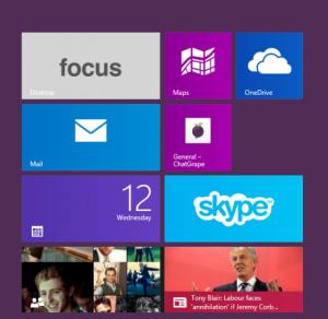 Иконка ChatGrape в таскбаре Windows