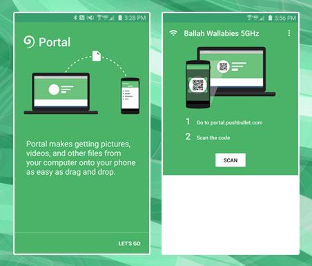 Portal iOS версия
