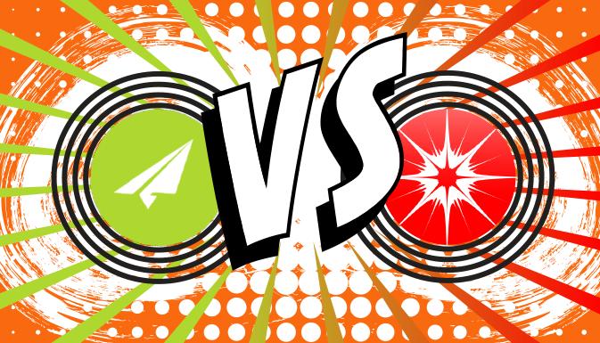 Review Jongla vs Wickr