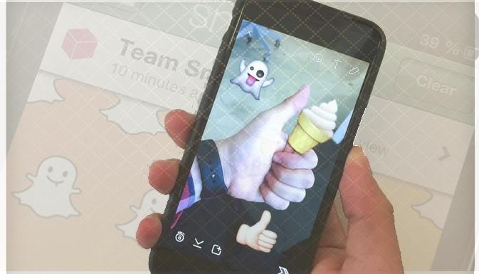 Обновление Snapchat радует пользователей!