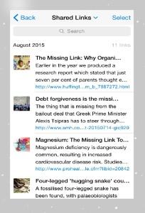 Telegram обновился для iOS