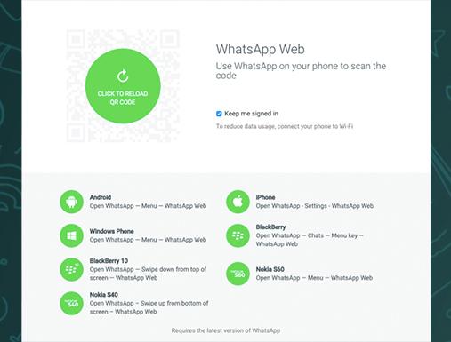 WhatsApp на рынке мессенджеров