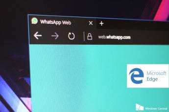 WhatsApp for Edge